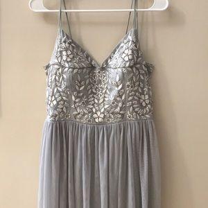 BHLDN Long Dress